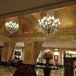 Beautiful Lighting around the hotel