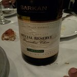 Chardonnay barkan