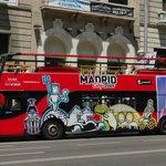 Madrid June 2014