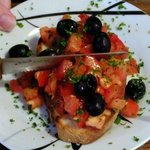 Bruschetta - looks good enough to eat!