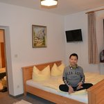 Spacious suite for up to 5 pax