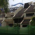 Under major construction over low season