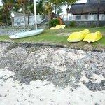 spiaggia del Le Surcouf Hotel & Spa