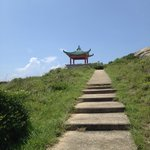 mountain top pagoda
