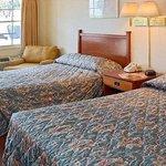 Standard Two Queen Bed Room