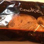 ウェールズのほとんどのホテルが置いてる美味しいクッキー