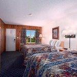 Standard Two Queen Bed Room.