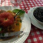 tomate farcie au poisson
