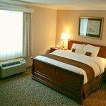 Jacuzzi Suite Bed