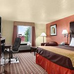 Business King Bed Room