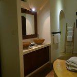 hot and humid bathroom