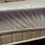 Mattress cover, not real bedding
