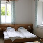 The beds in apartment Sonnenspitz