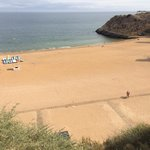 Beach at albufeira