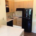 Newly Renovated studio Kitchen