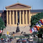 The Art Museum of Philadelphia, a must see! A 10 minute cab ride.