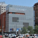 National Museum of American Jewish History-8 blocks from hotel.