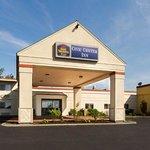 BEST WESTERN PLUS Civic Center Inn Entrance