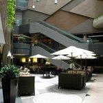 Hotel  ground floor cafe