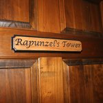 Rapunzel's Tower Door