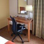 King Guest Room Desk Area