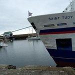 Port Tudy, navette de la compagnie Oceane