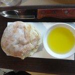 Tasty olive oil