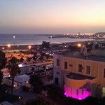 le soir à Agadir