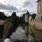 Chateau moat