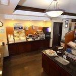 Breakfast Bar Coffee Station