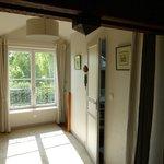 Eingangsbereich Appartement