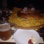 Big hamburgher