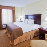 Holiday Inn Tallahassee Conference N Center King Bed Guest Room