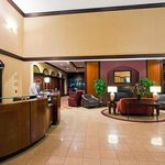 Holiday Inn Tallahassee Conference Center N Front Desk and Lobby