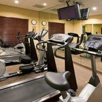 Holiday Inn Tallahassee Conference Center N Fitness Center