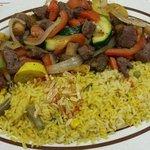 Delicious Beef Ghalaba