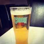 A refreshing pint.