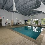 Indoor heated pool great for the entire family to enjoy!