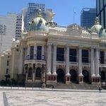 Teatro Municipal do Rio de Janeiro.