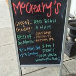 Foto de McCreary's Irish Pub & Eatery