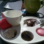 thé gourmand (très bon)