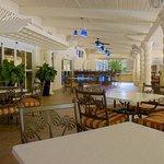 Restaurant Terrace Seating