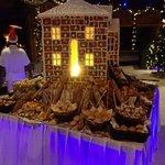 Lebkuchenhaus Weihnachten