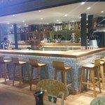 Parole resturant bar cafe. Istiklal caddesi suriye pasajı no 166 istanbul