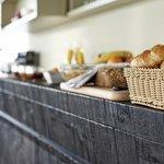 Inselbistro - Frühstücksbuffet