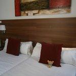 Schöne weiche und bequeme, große Betten