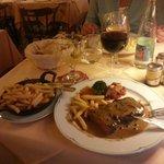 Fantastisches Steak....