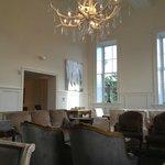Beautiful, cozy dining/main room