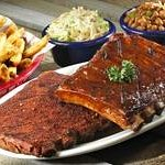 Can't decide which flavor sauce? Try your award-winning ribs with half Memphis dry rub and half