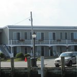 Harbor side rooms